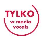 TYLKO w media vocals