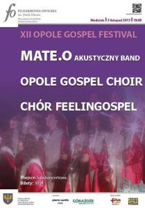 XII Opole Gospel Festival